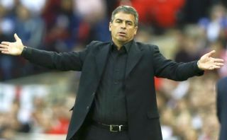 Pablo Bengoechea vs. mundialistas: 0 goles a favor, 8 en contra