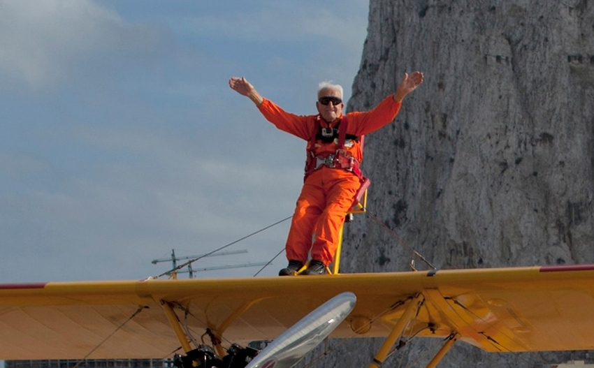 Tom Lackey. (Reuters)