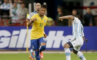 ¿Cuál fue la justificación de Neymar tras sus dos mano a mano?