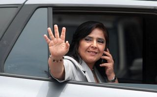 Ana Jara pide apoyar reforma política y dejar dobles discursos