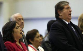 Ana Jara recuerda que Alan García se acogió a la prescripción