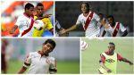 Después del Sub20, ¿quiénes fueron a la selección peruana? - Noticias de perú vs. chile