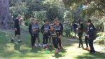 La selección peruana realizó su último entrenamiento en Chile - Noticias de perú vs. chile