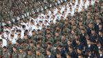 Más de 950 oficiales fueron ascendidos en las Fuerzas Armadas - Noticias de ejército peruano