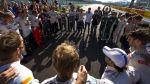 F1: pilotos hicieron emotivo mensaje de fuerza a Jules Bianchi - Noticias de pilotos