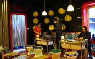 Una comida diferente: Los restaurantes más extraños del mundo