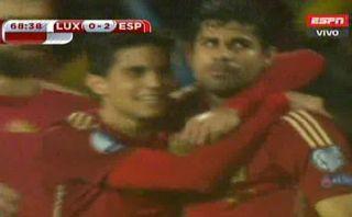 ¿Qué dijo Diego Costa tras su primer gol con España?