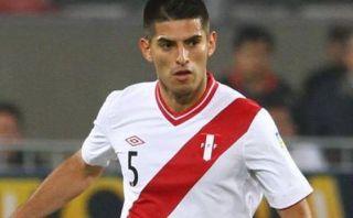 Carlos Zambrano lamentó su lesión: Koichi Aparicio lo reemplaza