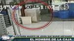 Difunden imágenes de asfixia de ladrón oculto en caja - Noticias de franck