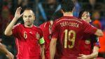 España sentó a Casillas, anotó Costa, y goleó 4-0 a Luxemburgo - Noticias de remate de bienes