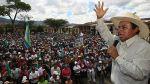 Los que votaron por Gregorio Santos pensaron que saldría libre - Noticias de mas comentadas