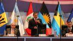 Humala pide cambio de política de defensa en América Latina - Noticias de america latina