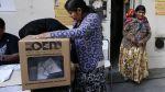 ¿Qué pasa con el conteo oficial de votos en Bolivia? - Noticias de evo morales