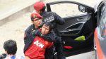 La agresión contra policías en el cerro San Cosme  [Fotos] - Noticias de policía nacional del perú