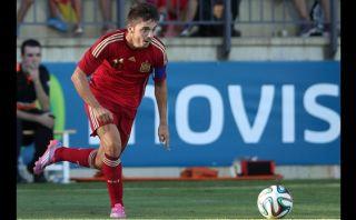 ¿Fútbol español en crisis? Sub 21 no defenderá título europeo