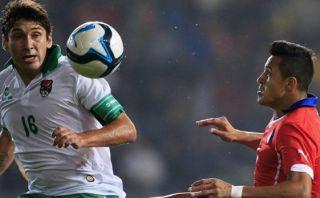 Chile sufrió ante Bolivia: empató 2-2 en el último minuto