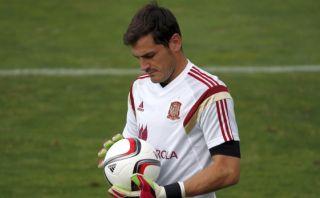 """Iker Casillas: """"No soy inmortal, va a ser una buena transición"""""""