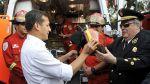 Ollanta Humala culpó a medios por falsa alarma de ébola - Noticias de simulacro