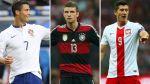 Clasificación Eurocopa 2016: mira los resultados del día - Noticias de alemania vs san marino