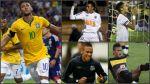 Mira los cinco 'póker' de Neymar en su carrera profesional - Noticias de paulistao
