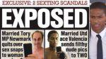 Valencia del Manchester envuelto en escándalo por selfies 'hot' - Noticias de mujeres desnudas