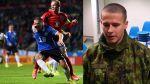 Artur Pikk, lateral de Estonia: futbolista y soldado a la vez - Noticias de servicio militar obligatorio
