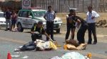 Identifican a víctimas de accidente en la Panamericana Norte - Noticias de jorge esparza