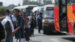Imprudencia de peatones produce la mitad de atropellos en Perú - Noticias de vía de evitamiento
