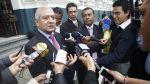 Ex ministro Pedraza dice que el Caso López Meneses es asqueroso - Noticias de luis praeli