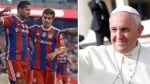 Con Claudio Pizarro: Papa Francisco recibirá al Bayern Múnich - Noticias de vaticano