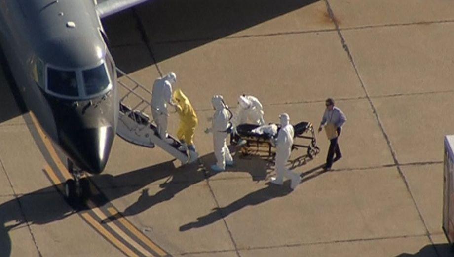 El arriesgado traslado de la enfermera contagiada con ébola