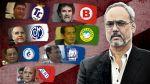 Burga y sus 7 'hijos desaparecidos' de la Primera División - Noticias de fecha descentralizado 2013
