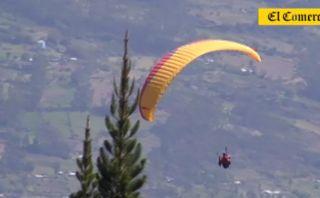 Desde el aire: Conoce un Abancay distinto practicando parapente