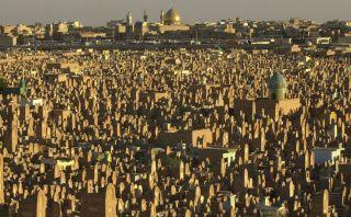 Valle de la Paz, el cementerio más grande del mundo