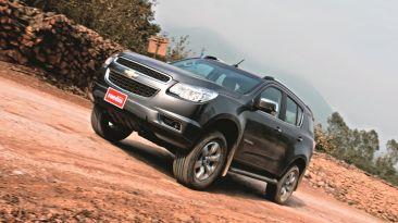 Test: Probamos la Chevrolet Trailblazer