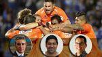 César Vallejo en boca de un técnico, un jugador y un periodista - Noticias de pando