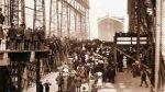 Imágenes inéditas del primer y último viaje del Titanic - Noticias de capturan