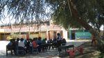 Las clases escolares bajo un árbol por falta de aulas [Fotos] - Noticias de clases escolares