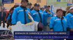 Carmen de la Legua: serenazgo acata huelga por falta de pagos - Noticias de huelga