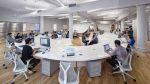 Diseñan novedosa mesa de oficina de 330 metros - Noticias de clive wilkinson