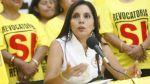 Patricia Juárez dice que gastaron 1 millón 900 mil en campaña - Noticias de onpe