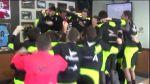 Copa del Rey: equipo de Segunda celebró tener de rival al Barza - Noticias de sd huesca