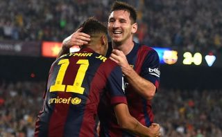 Barcelona goleó 3-0 al Eibar de local por la Liga española
