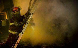 Callao: diez familias se quedaron sin nada tras un incendio