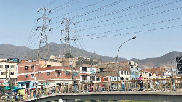 Peligran unas 73 mil personas por cableado sobre viviendas