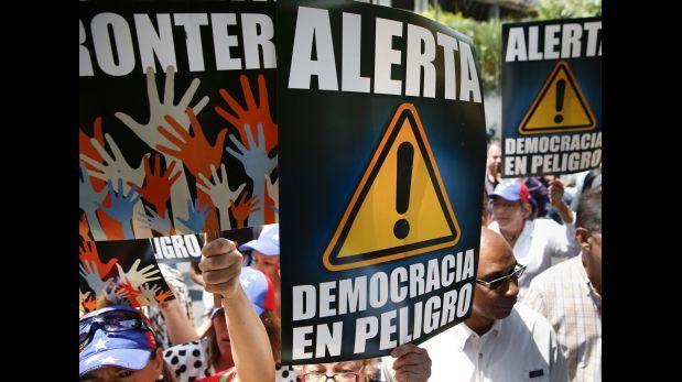 La SIP cuestiona la calidad de las democracias en Latinoamérica