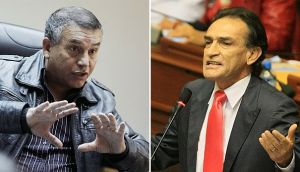 Milett Figueroa y Guty Carrera: el reencuentro en imágenes