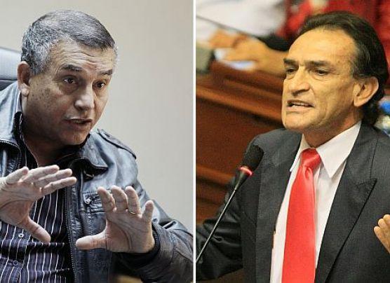Urresti y fujimoristas se dicen de todo por Caso López Meneses