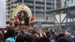 Señor de los Milagros: hoy sale la procesión por las calles - Noticias de cristo moreno