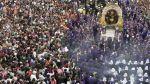 Señor de los Milagros: drones compartirán procesión por YouTube - Noticias de cristo moreno
